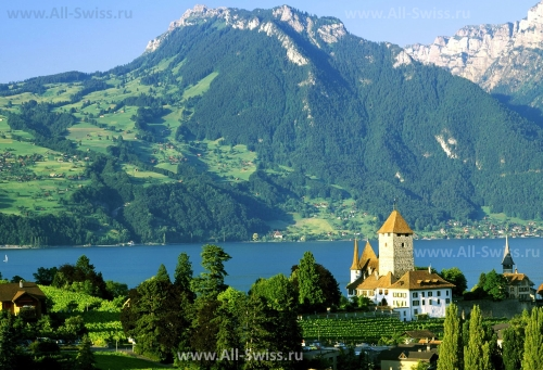 Неповторимые озера Швейцарии