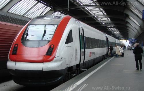 Железные дороги Швейцарии