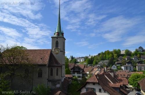 Nydeggkirche / Готическая церковь