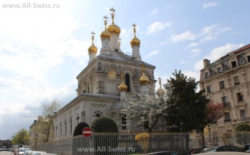 Русская православная церковь в Женеве