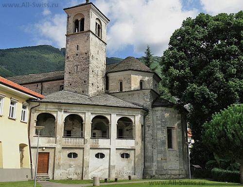Церковь св. Франческо в Локарно