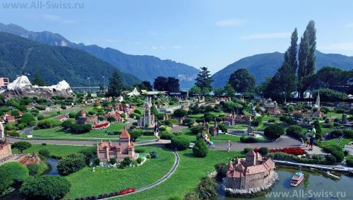Парк-музей «Швейцария в миниатюре»