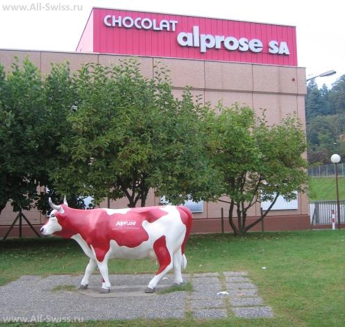 Музей шоколада в Лугано