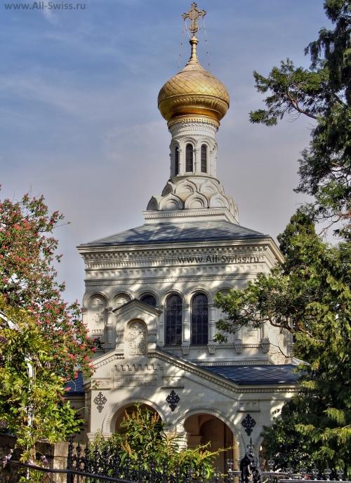 Церковь Святой Варвары в Веве