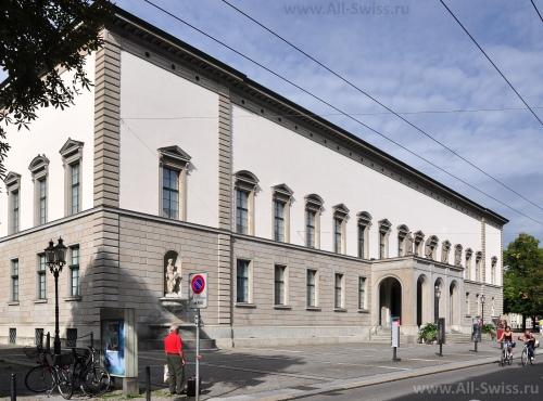Музей Рейнхарда в Винтертуре