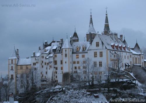 Невшательский замок