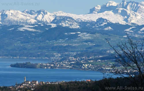 Цюрихское озеро