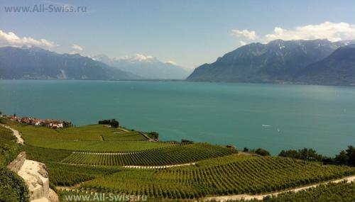 Невероятная Швейцарская Ривьера