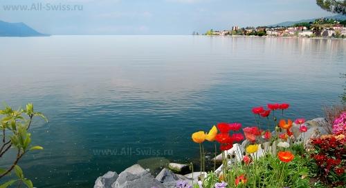 Сердце Швейцарской Ривьеры – Монтрё